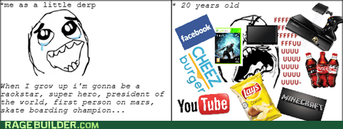 when I grow up,youtube,growing up,dreams,facebook,Halo 4