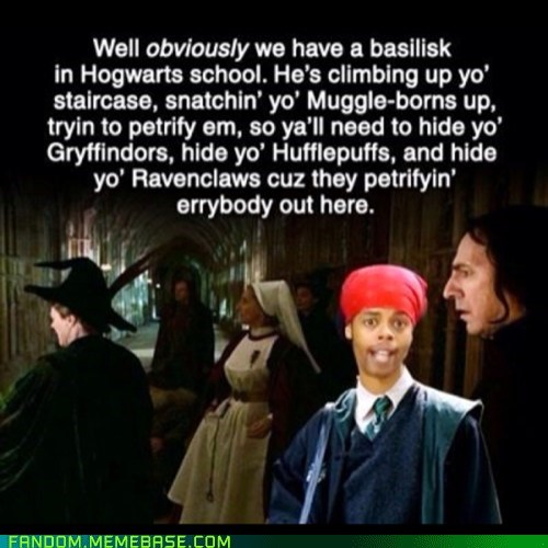 Harry Potter,hide yo kids,Antoine Dodson