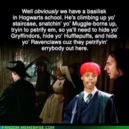Harry Potter hide yo kids Antoine Dodson - 7108289024