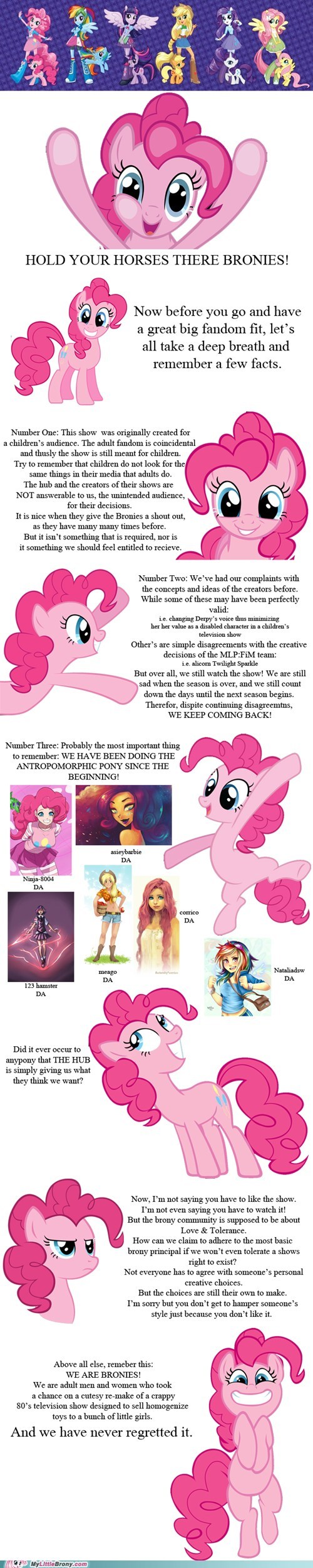 equestria girls Bronies love and tolerate fandom - 7108320256