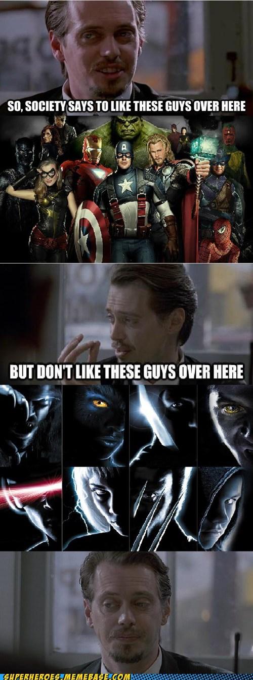 superheroes mutants avengers - 7109187072