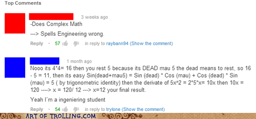 Deadmau5,youtube comments,math
