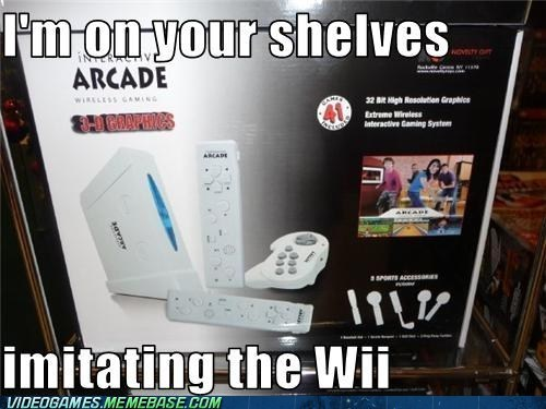 its a trap wii knockoffs seems legit