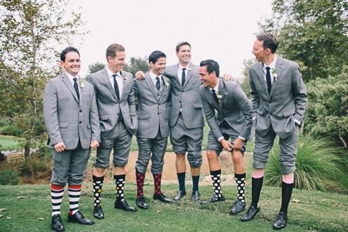 Groomsmen,socks,silly