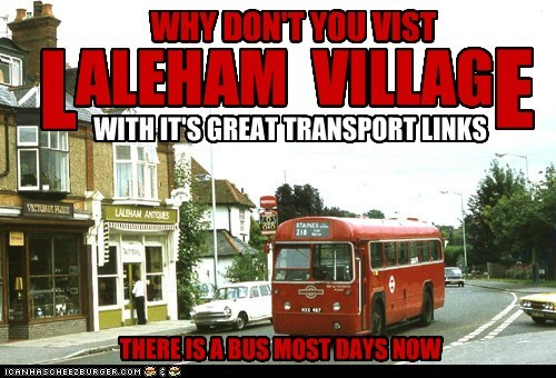 ALEHAM VILLAG L E WHY DON'T YOU VIST WITH IT'S GREAT TRANSPORT LINKS THERE IS A BUS MOST DAYS NOW