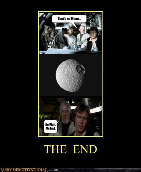 star wars moon Movie different - 7110953216