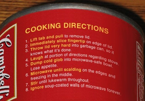 campbells cooking soup - 7111094272