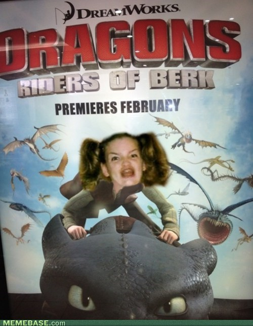 Ermahgerd cartoons dreamworks How to train your dragon