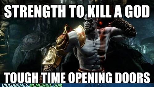 doors god of war quick time events kratos - 7111591168