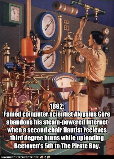 ancestors,internet,Al Gore