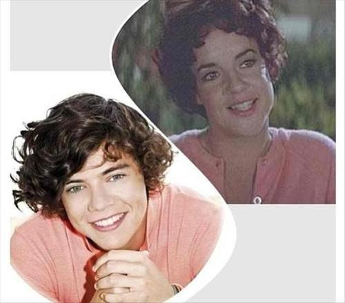 one direction,harry styles,grease