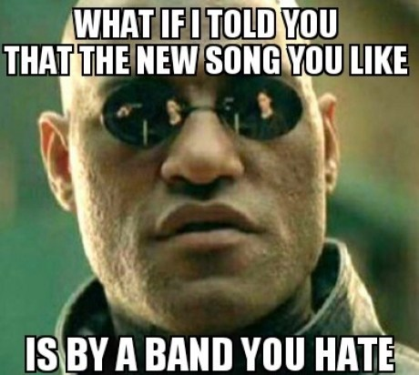 morpheus meme,new songs,bands