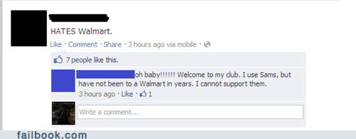 sam walton sams-club Walmart failbook g rated