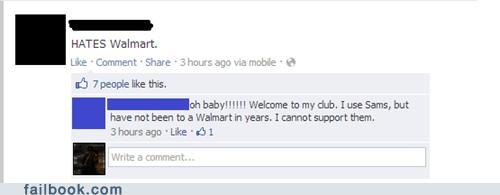 sam walton sams-club Walmart failbook g rated - 7111875584
