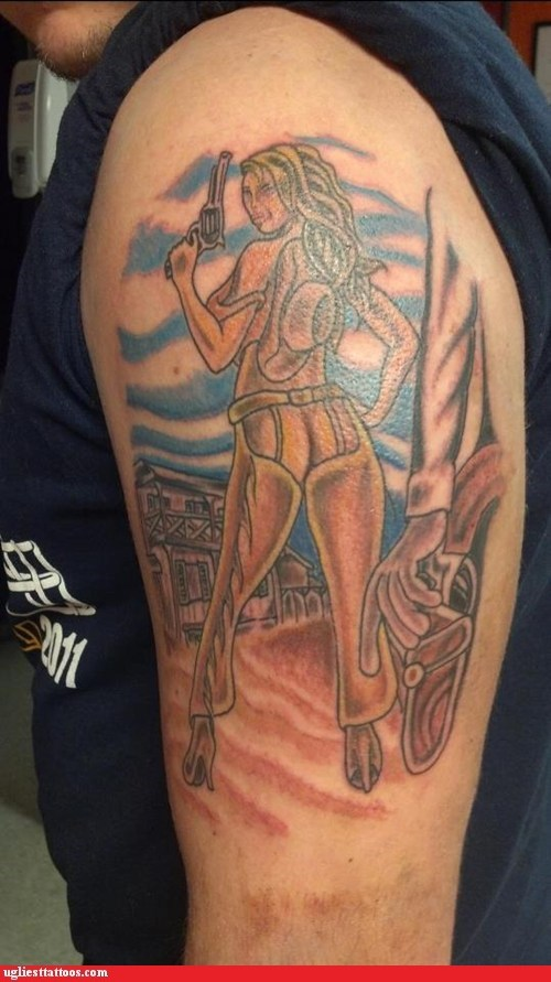 arm tattoos sexy tattoos cowgirls - 7112432640