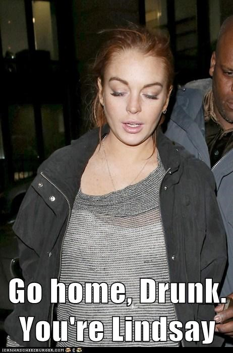 go home your drunk lindsay lohan reversal - 7112474112