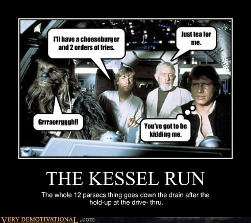 star wars Han Solo kessel run - 7113167616