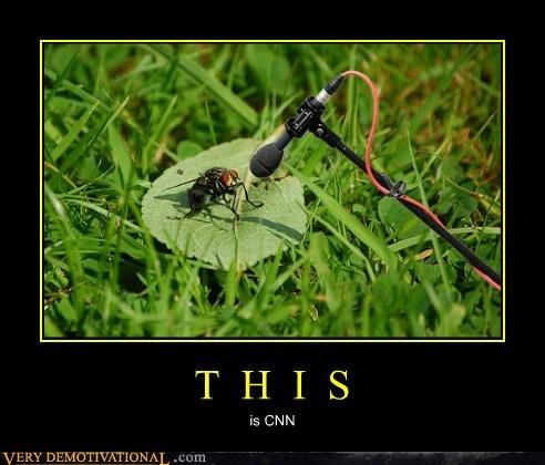 cnn bug reporter microphone - 7113430784