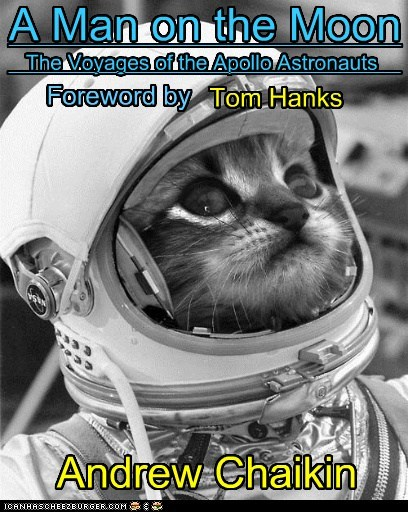 A Man on the Moon The Voyages of the Apollo Astronauts Andrew Chaikin Foreword by Tom Hanks
