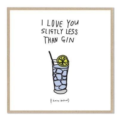 alcohol love gin - 7113928960