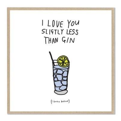 alcohol love gin - 7113928960