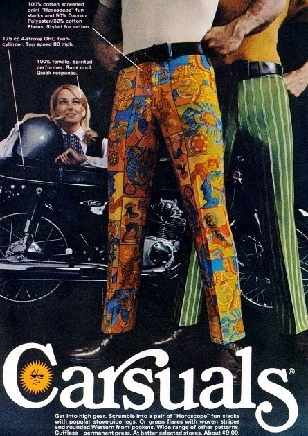 retro pants magazines advertisements - 7114114816