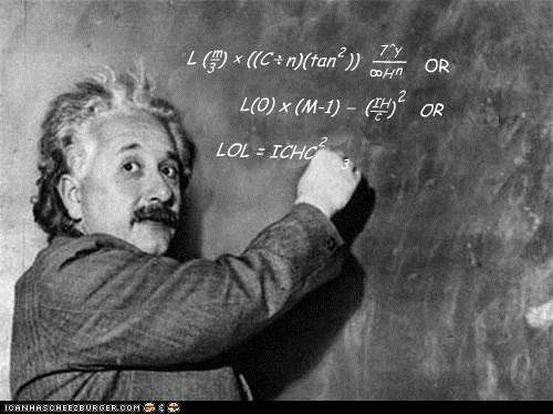 einstein,ichc,math