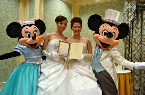 same-sex disney mickey mouse tokyo - 7114234624
