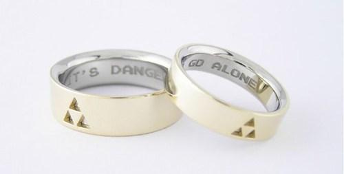 rings triforce zelda - 7114267904