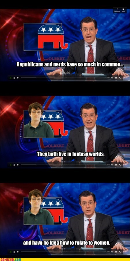Nerds and Republicans