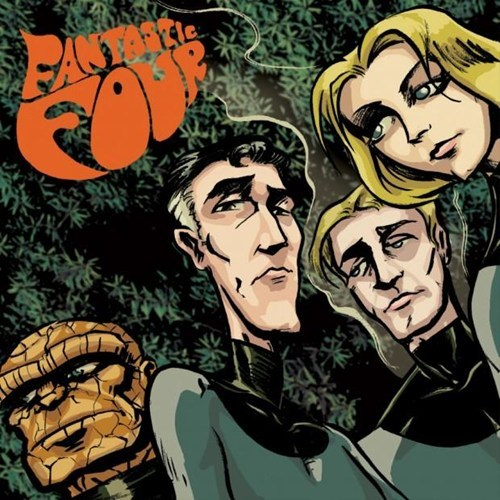 the Beatles Fantastic Four rubber soul - 7114371072