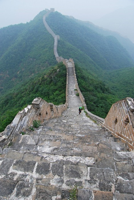China,great wall of china,landscape