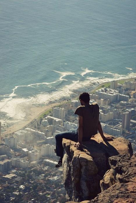 cityscape,cape town,vertigo