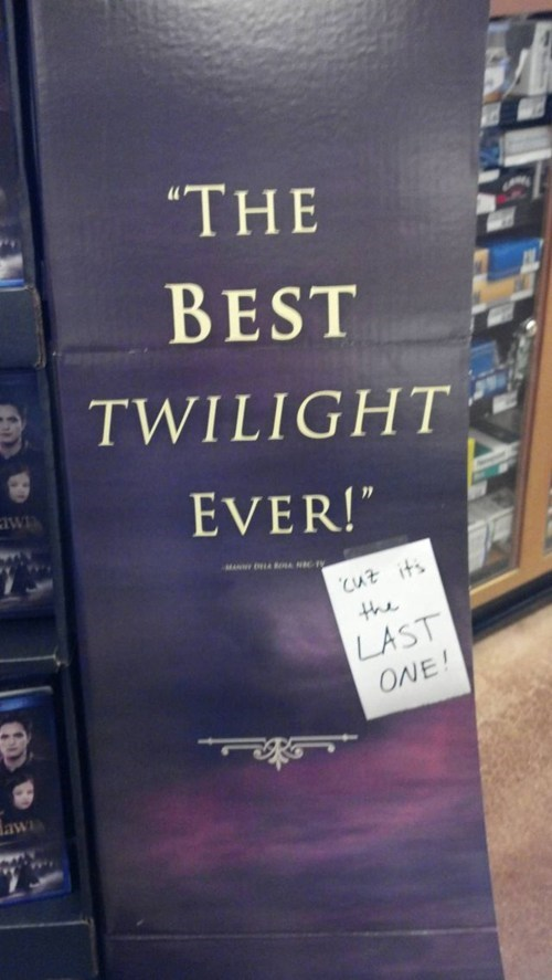 ouch,comeback,twilight