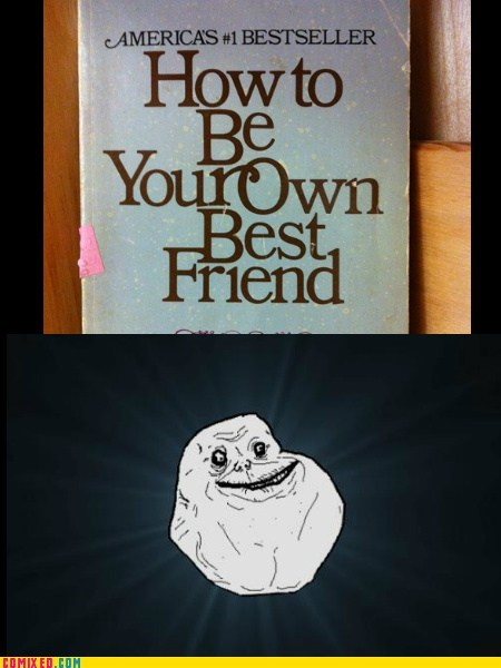 forever alone,best seller,book