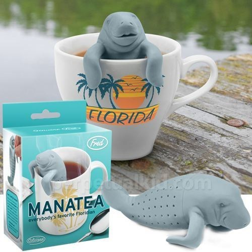 manatee sea cows tea - 7114648576
