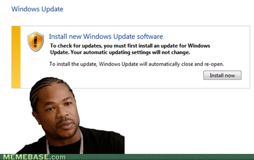 yo dawg,computers,updates,windows