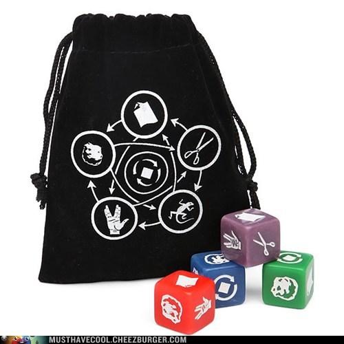 games roshambo dice rock paper scissors - 7116064512