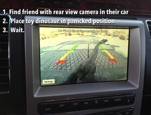 car jurassic park parking - 7116328192