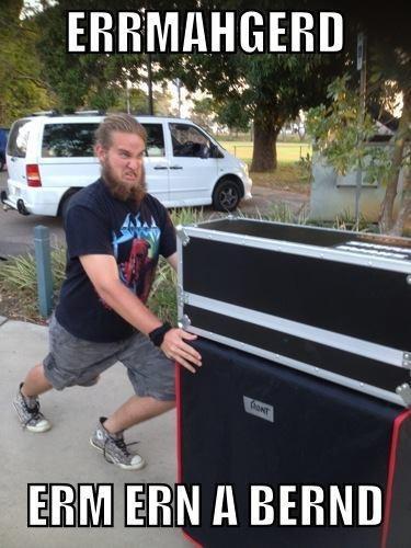 roadies Ermahgerd bands Music FAILS g rated
