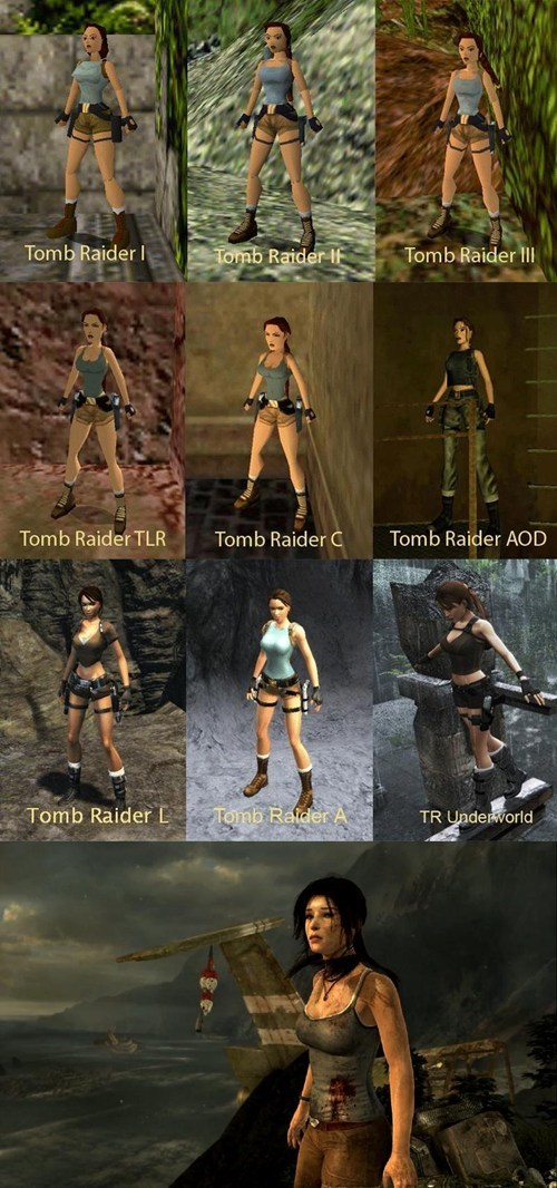 lara croft gaming Tomb Raider - 7116412672