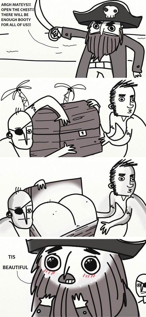 literalism treasure pirates booty colloquialism - 7116531712