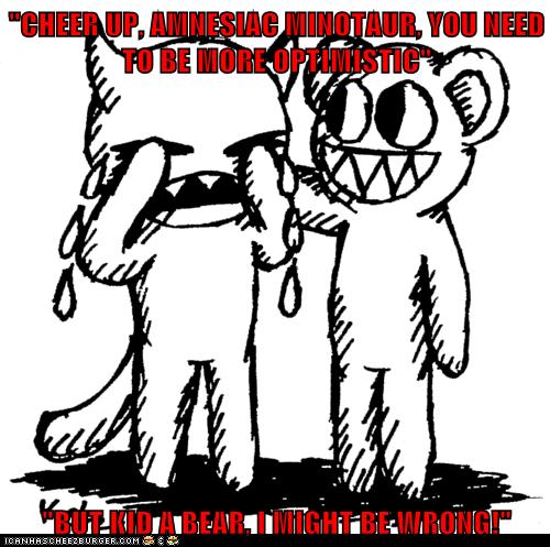 amnesiac kid a puns radiohead - 7116715776