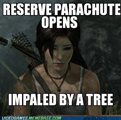 lara croft Memes Tomb Raider - 7116727552