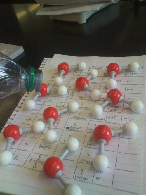 Spilled Water