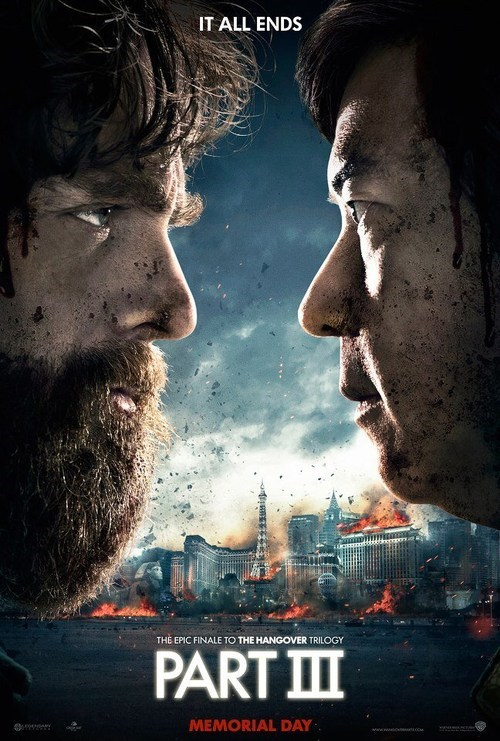 ken jeong Zach Galifianakis movies posters the hangover 3 - 7117037568