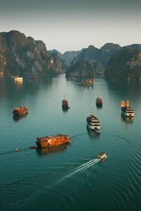 bay,ocean,Vietnam