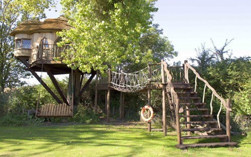 tree house,design