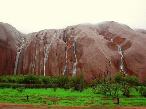 australia landscape waterfall - 7117475840