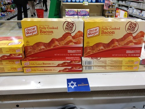 Passover kosher food bacon fail nation g rated - 7117483520